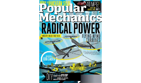 Cover of Popular Mechanics